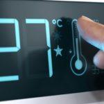 冬の朝15℃を下回らない…