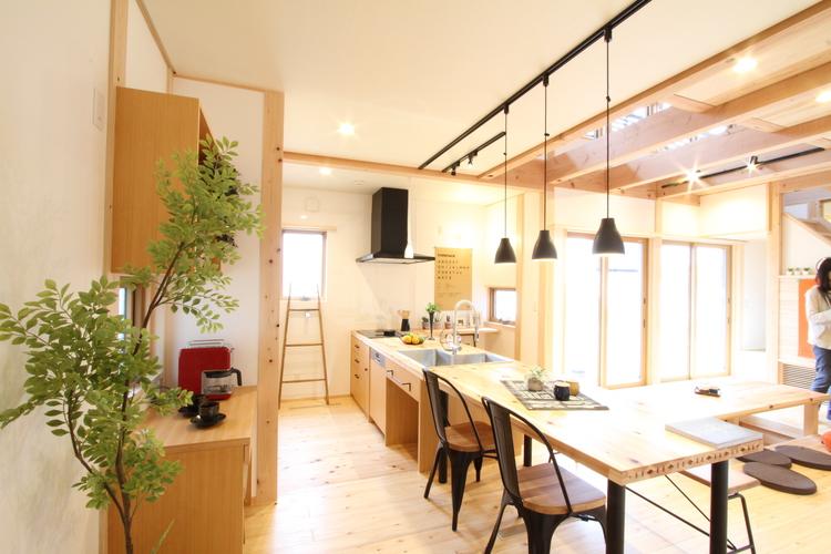 カフェのような雨楽な家