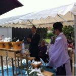 北名古屋市で家づくりカフェいえ地鎮祭編