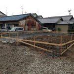 北名古屋市で新築を建てる鉄筋編