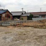 北名古屋市で新築一戸建て型枠編