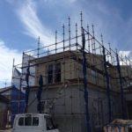 今日の進行状況〜北名古屋市で新築のお家を!