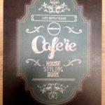 カフェいえのカタログ一新しました!
