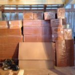 北名古屋市で家づくり断熱材と屋根の進捗状況。