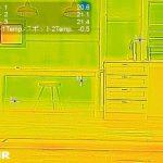 床下エアコンの効果をサーモグラフィで検証してみた