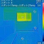 断熱気密性の高い家と低い家の差